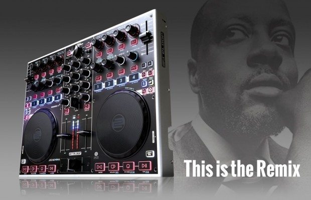 Reloop Jockey 3 — this is the Remix 4