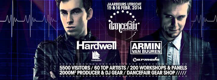 DJs and producers — get to Dancefair 2014 3