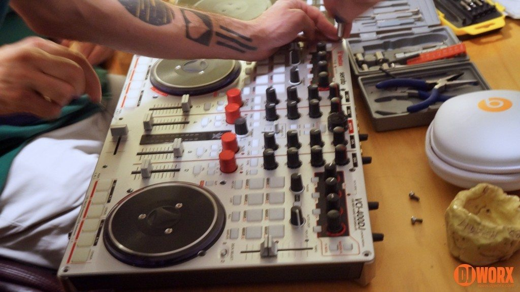 Plugging and playing with the Mini Innofader 3