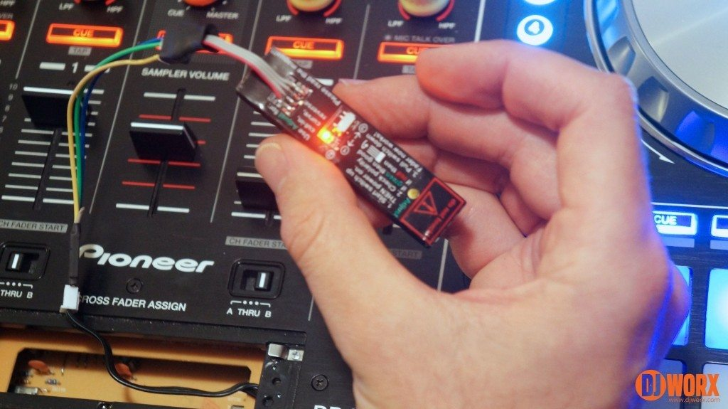 Plugging and playing with the Mini Innofader 4