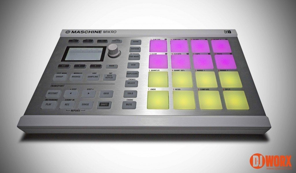 Groovebox group test Maschine Mikro Arturia Spark LE MPC Studio (8)