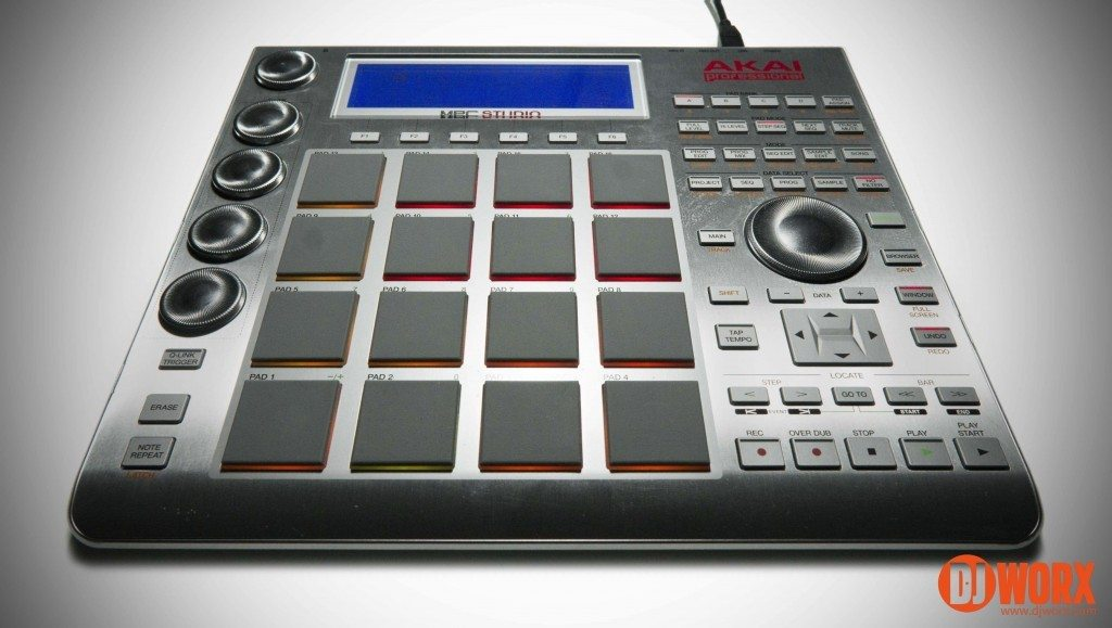 Groovebox group test Maschine Mikro Arturia Spark LE MPC Studio (1)