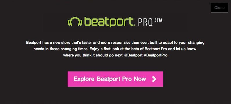 Beatport celebrates 10 years with new design and festivities 3