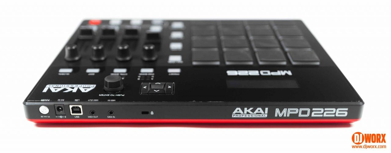 REVIEW: AKAI Pro MPD226 and MPD232 controllers 10
