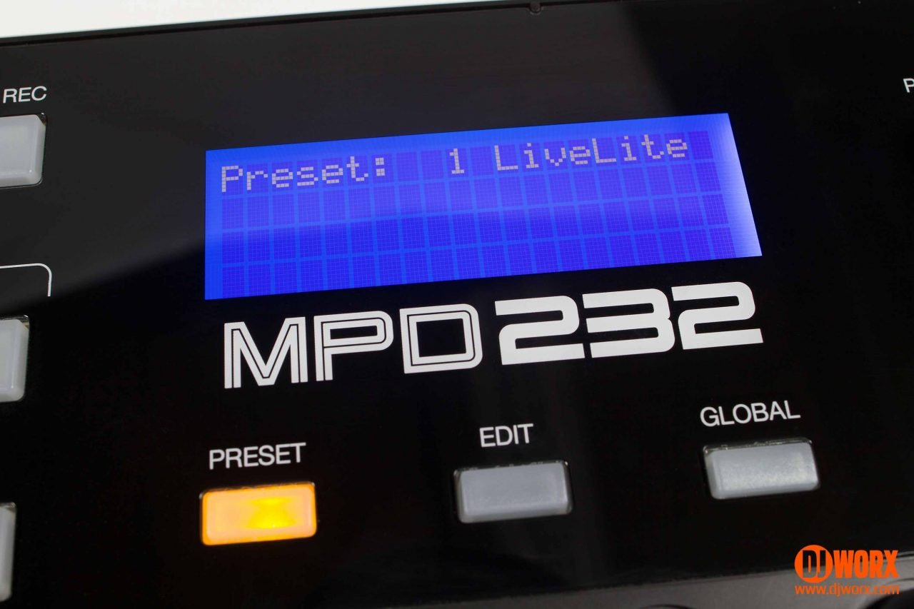 REVIEW: AKAI Pro MPD226 and MPD232 controllers 6