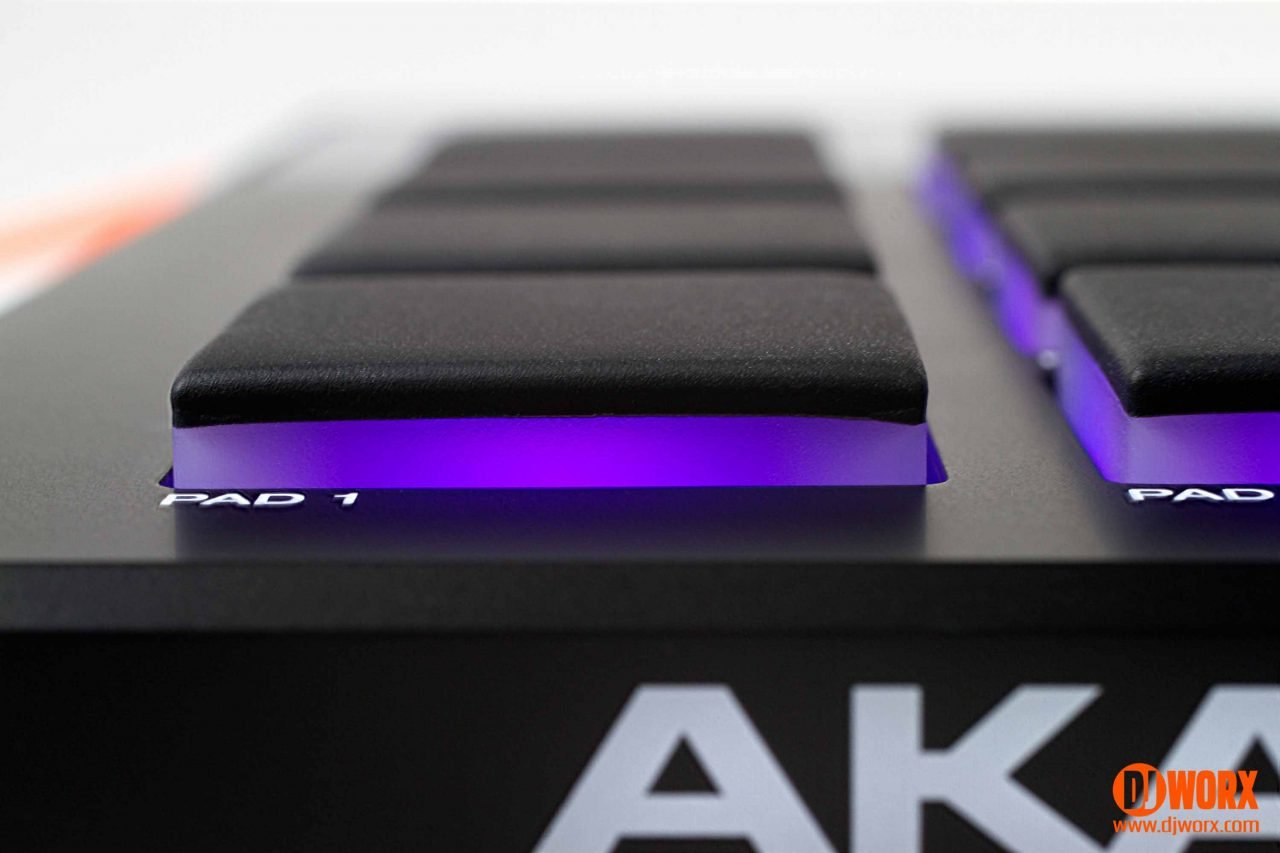 REVIEW: AKAI Pro MPD226 and MPD232 controllers 12