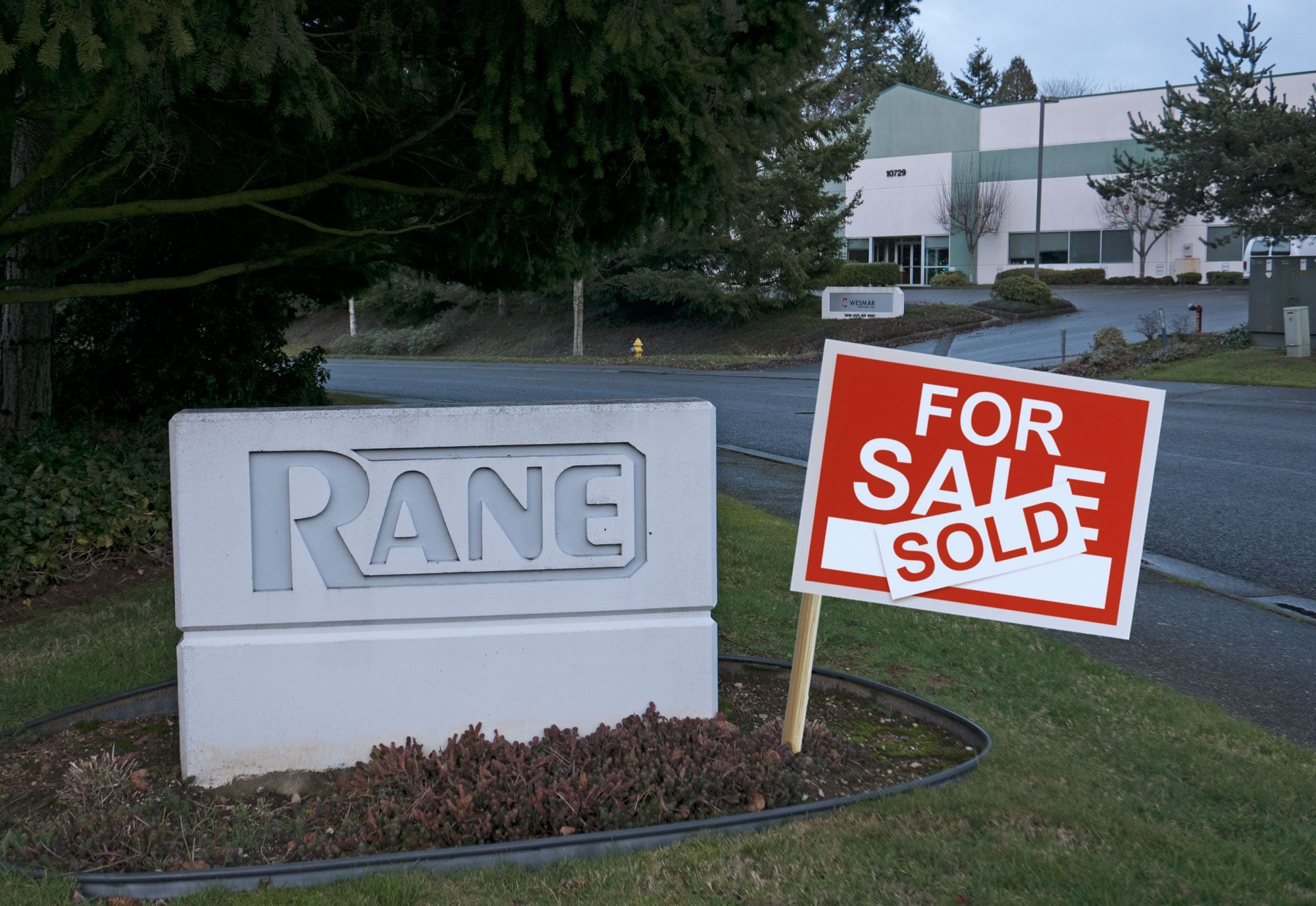 UPDATE 2: Rane sold to inMusic —added press releases 4