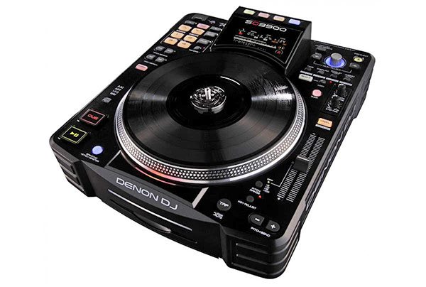 Denon DJ SC3900 Media player