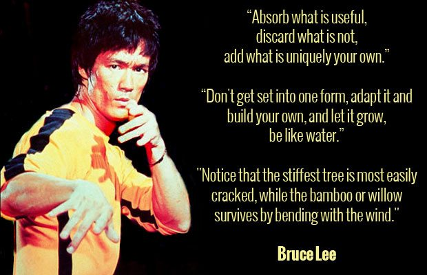 What DJs can learn from Bruce Lee 14