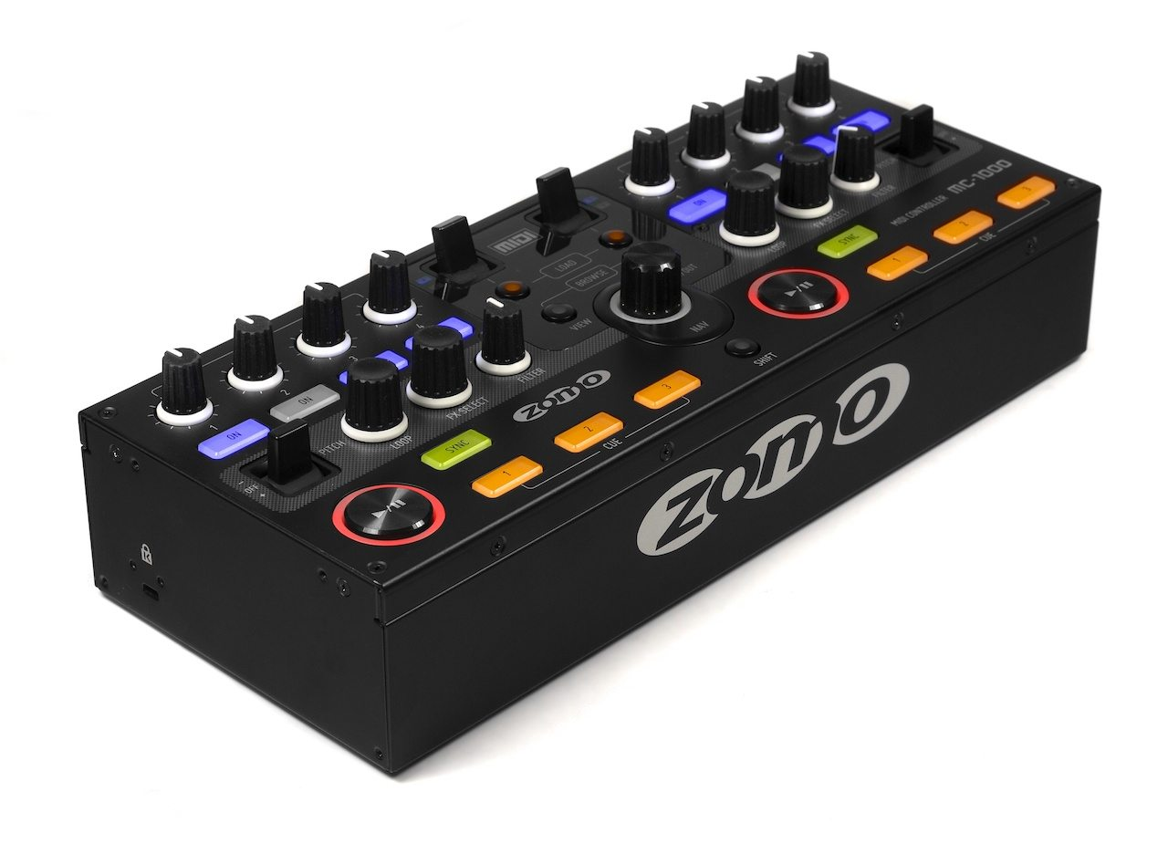 Zomo MC-1000 Controller Review 4