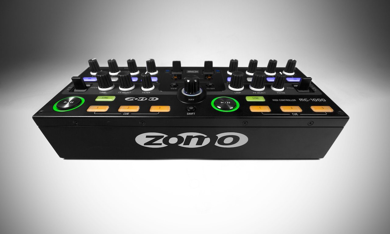 Zomo MC-1000 Controller Review 12