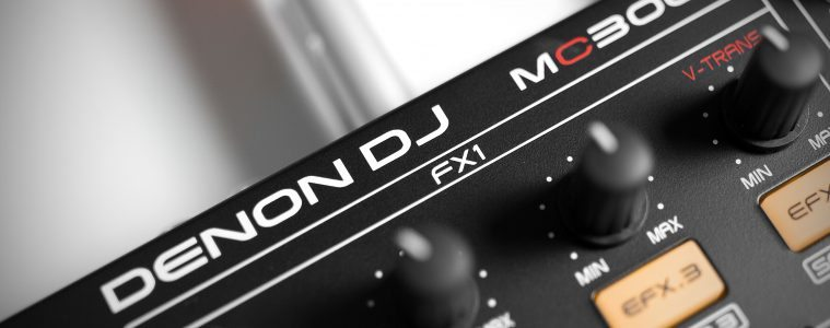 REVIEW: Denon MC-3000 MIDI Controller 4