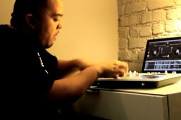 Turntablist meets MIDI controller - Shortkut on djay and Spin 6