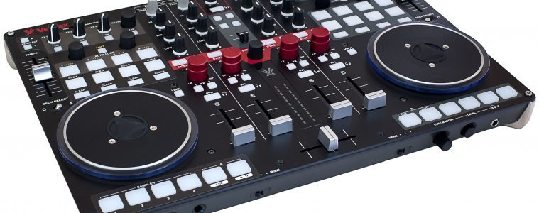 REVIEW: Vestax VCI-400 Controller Part 1 4