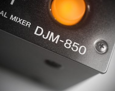 Pioneer DJM-850 4 channel DJ mixer review