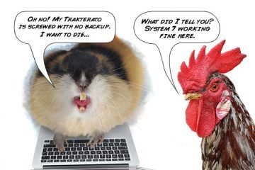 POLL: Software Updates - lemming or chicken?  4