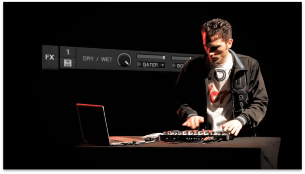 DJ Unkut meets Vestax VCI-400 - turntrollerism? [Video and Interview] 2