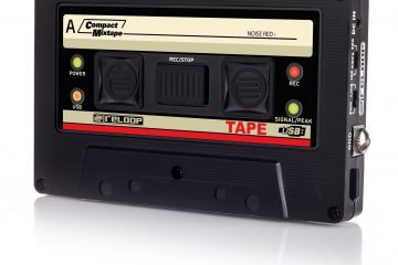 Reloop Tape audio recorder (1)