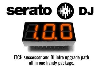 serato DJ controller software ITCH replacement DJ Intro upgrade