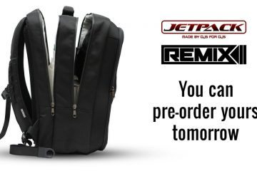 Jetpack Remix Bag - pre-order tomorrow 2