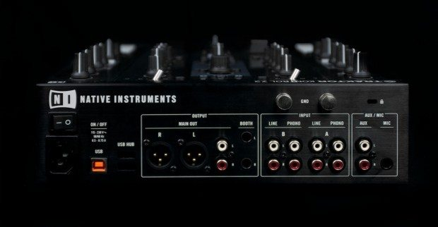 Native Instruments Kontrol Z2 mixer (17)