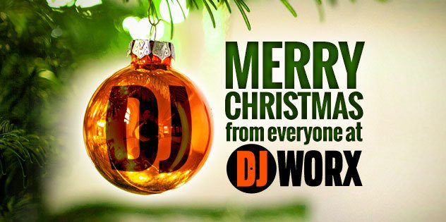 Decking halls and hauling decks - MERRY CHRISTMAS FROM DJWORX! 4