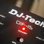 DJ Tech DIF-1S Scratch Mixer with mini innofader review (21)