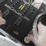 DJ Tech DIF-1S Scratch Mixer with mini innofader review (2)