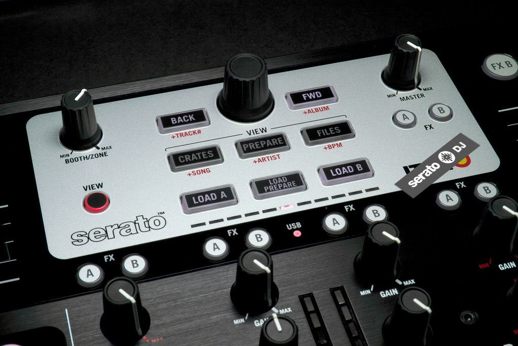 Numark NS6 ITCH free Serato DJ upgrade