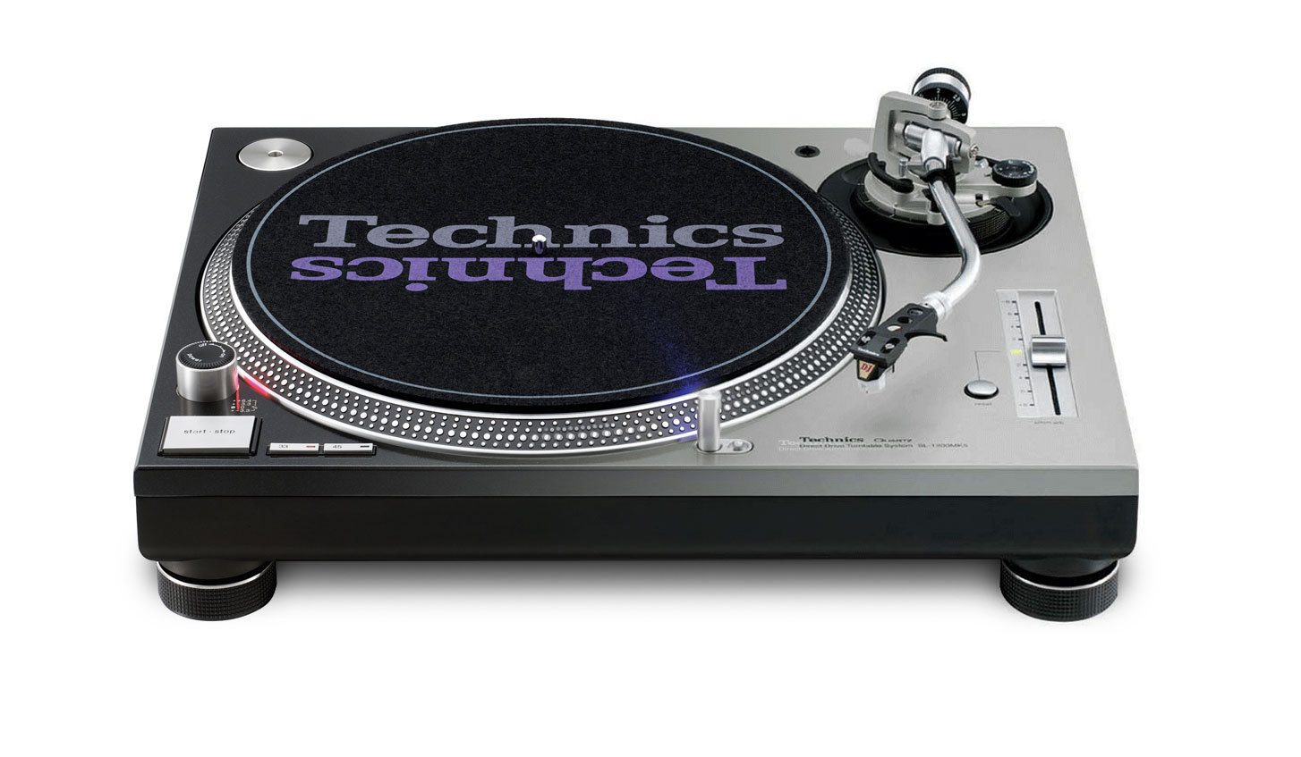 technics SL 1200 1210 turntable