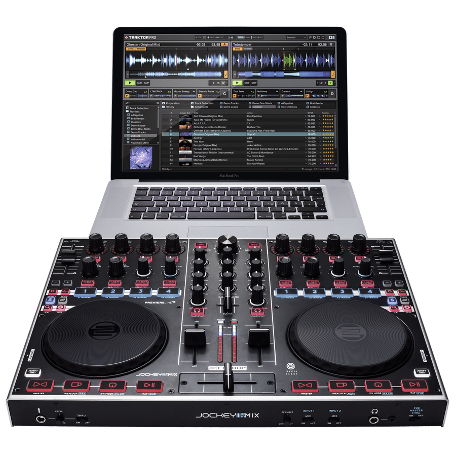 Reloop Jockey 3 — this is the Remix | DJWORX