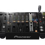 Pioneer DJM-750 DJ mixer 4 channel effects musikmesse 2013 (7)