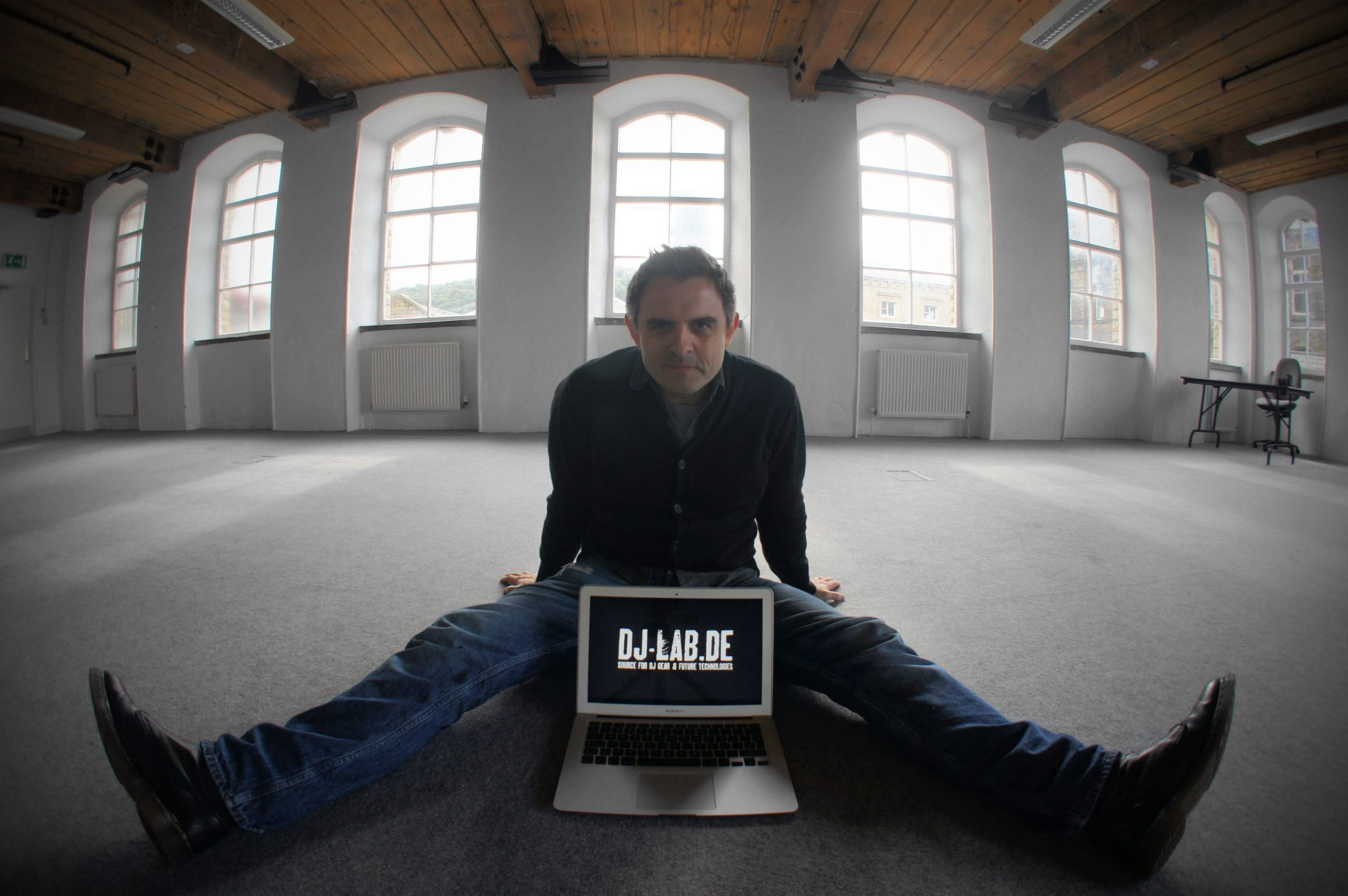 INTERVIEW: Me, with DJ-LAB.DE. What was I thinking? 6