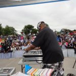 Technics SL-700 turntable Biz Markie Crotona park jams tools of war (6)