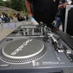 Technics SL-700 turntable Biz Markie Crotona park jams tools of war (7)