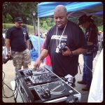 Technics SL-700 turntable Biz Markie Crotona park jams tools of war (3)
