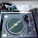 Technics SL-700 turntable Biz Markie Crotona park jams tools of war (5)