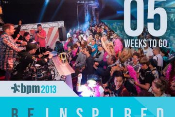 The BPM Show 2013 5 weeks