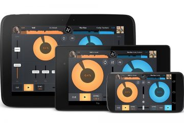 Mixvibes Cross DJ for Android app (4)