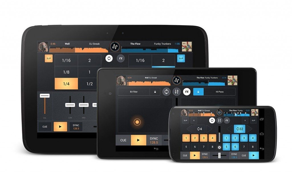 Mixvibes Cross DJ for Android app (3)