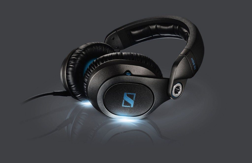 Sennheiser HD8-DJ headphone