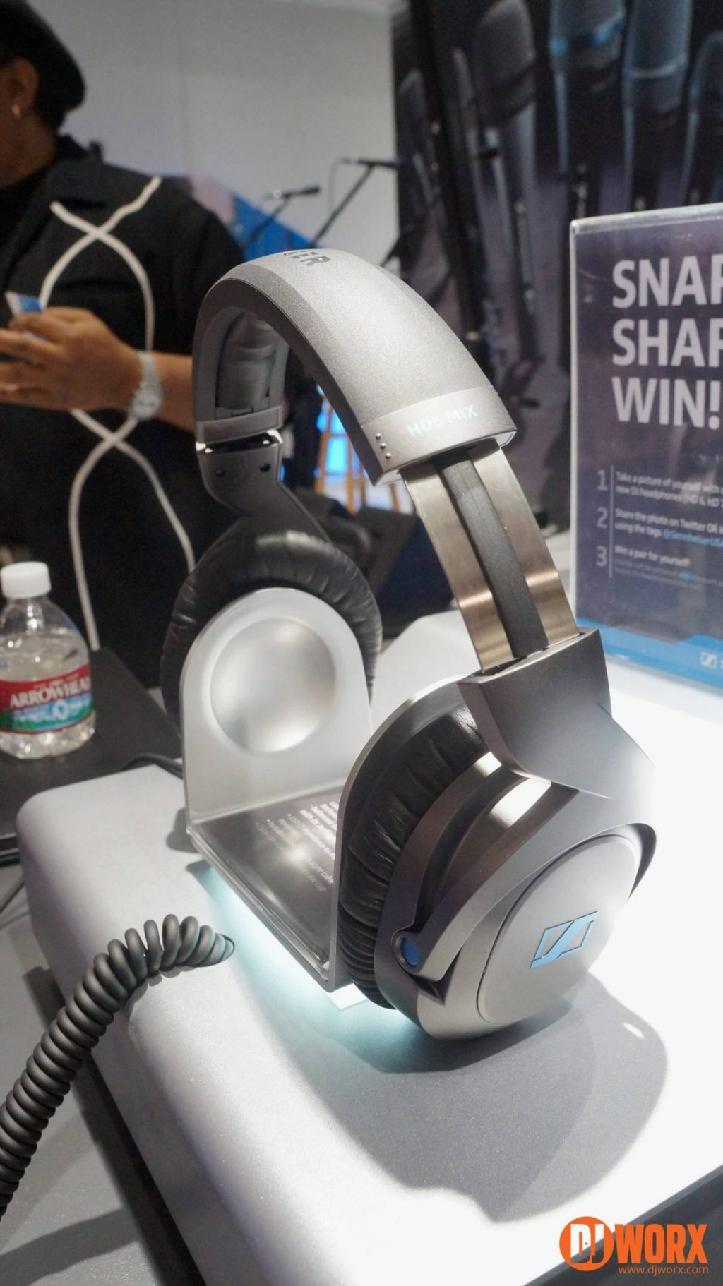 NAMM 2014 Day 3: Sennheiser HD6, HD7, and HD8 Headphones 4