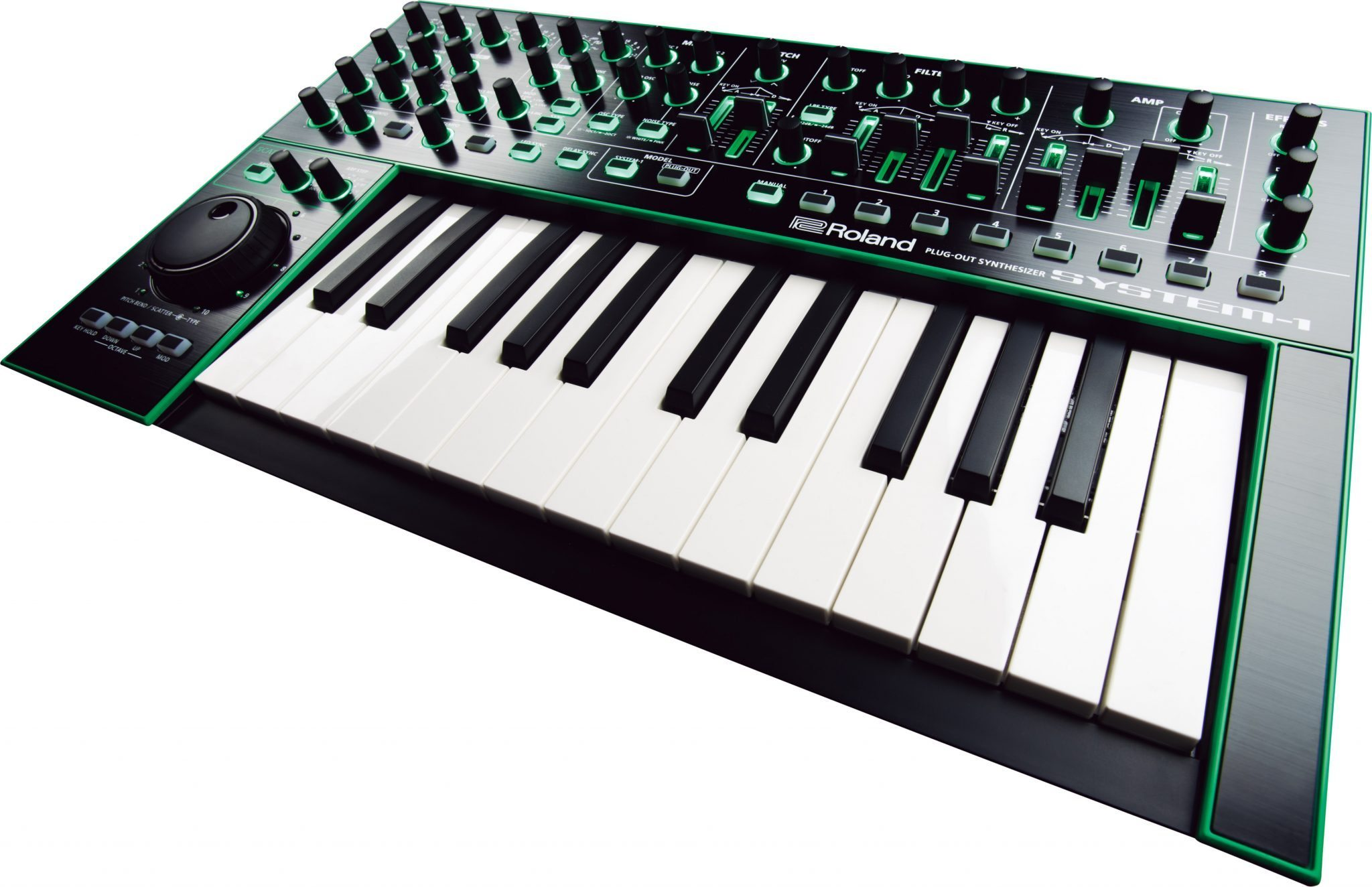 Roland Aira: TR-8 and TB-3 brings back the summer of love   DJWORX