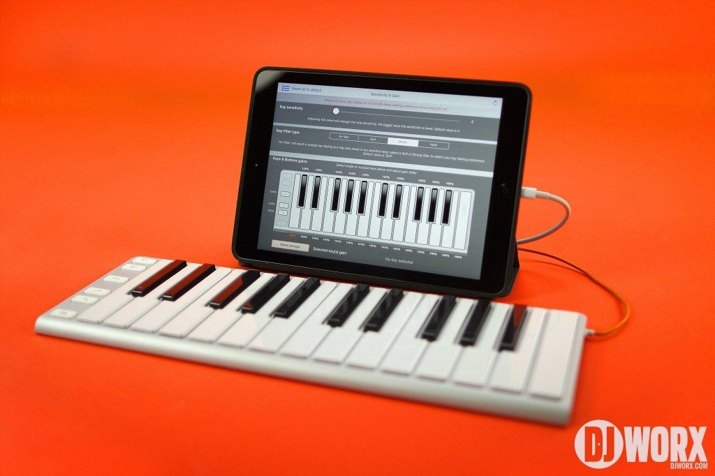 CME Xkey MIDI keyboard review (2)