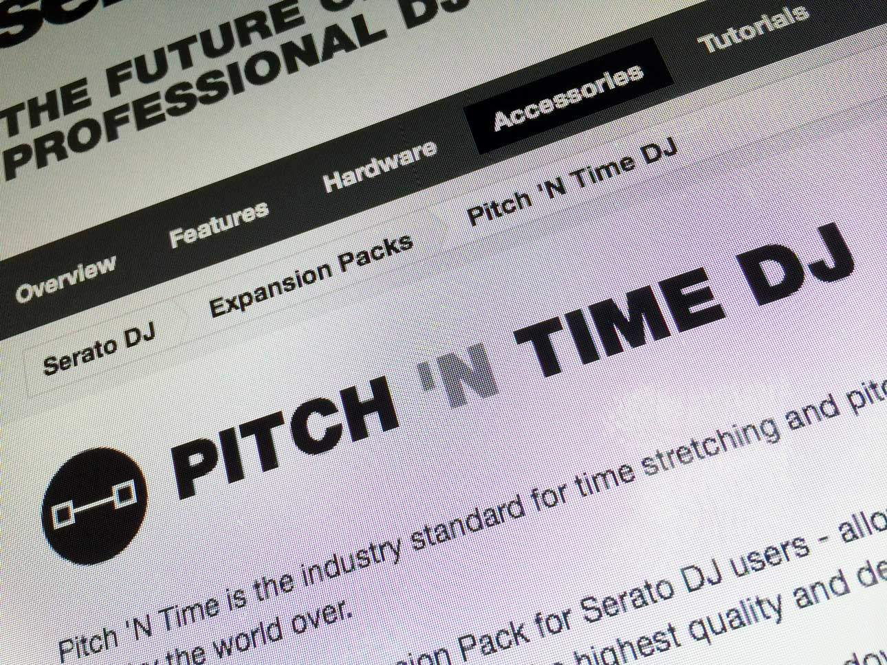Serato Pitch 'N Time DJ Review