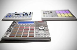 Groovebox group test Maschine Mikro Arturia Spark LE MPC Studio (12)