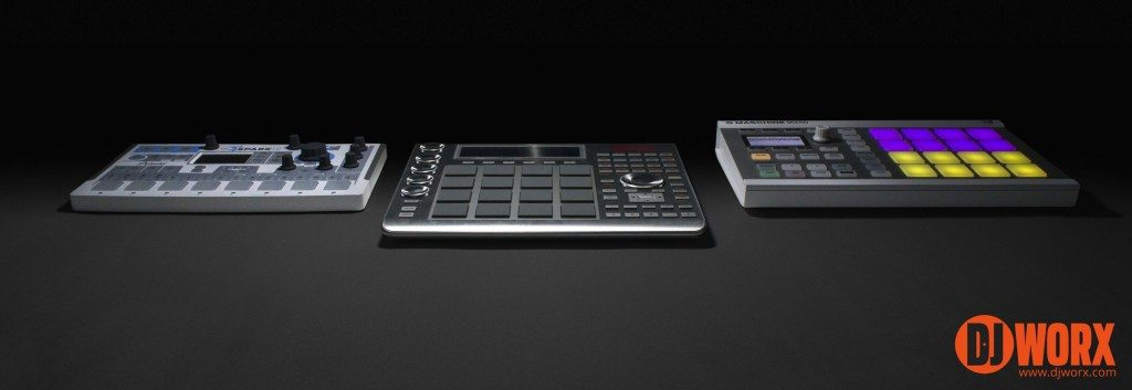 Group Test Maschine Mikro Vs Arturia Sparkle Vs Mpc