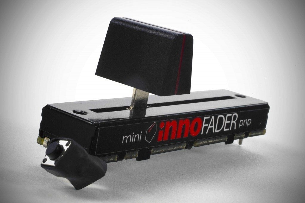 The Mini Innofader retail faders: A First Look 1