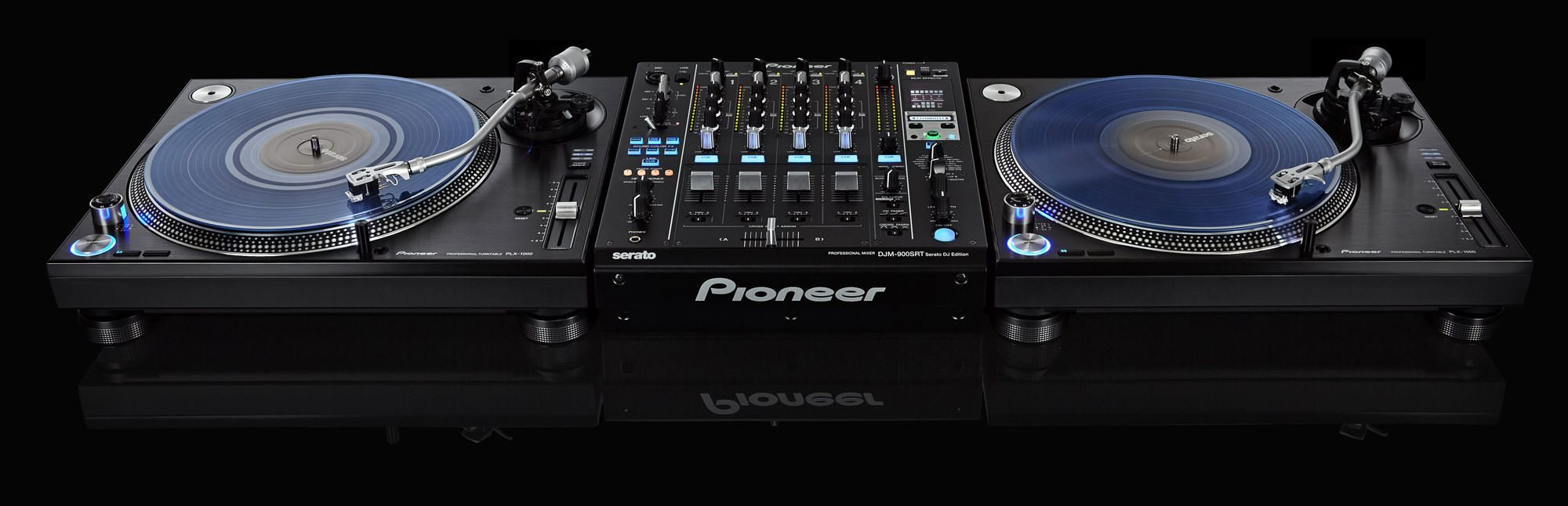 The Pioneer PLX-1000 turntable — all the facts | DJWORX