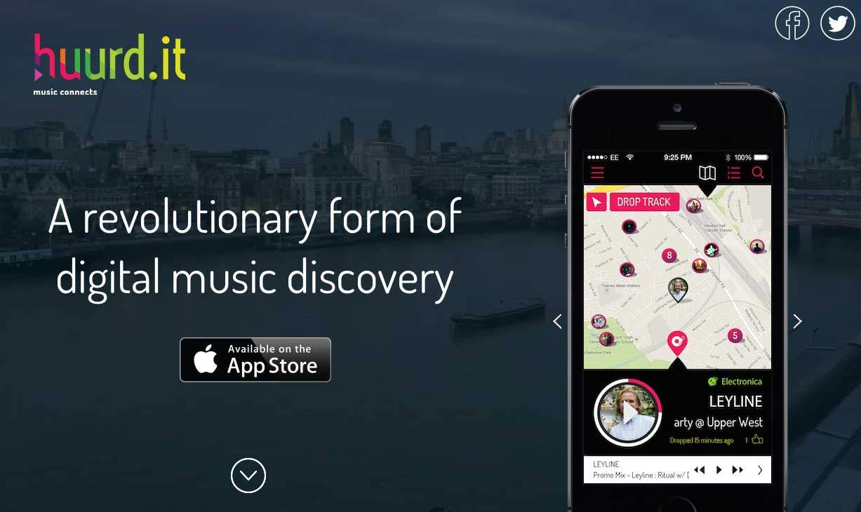 Moretrax and Huurd.it — music discovery for DJs 6